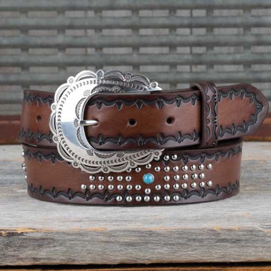 Women's Tony Lama Southwest Manzi Belt