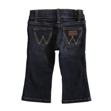 Baby Wrangler Dark Wash Denim Jeans