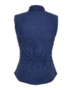 Women's Outback Navy Grand Prix Vest