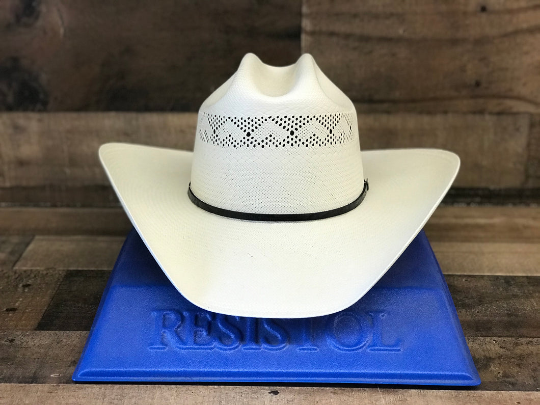 Resistol 10X Stoney Ridge Straw Hat