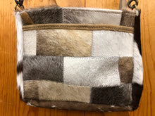 Load image into Gallery viewer, Women's Myra Multi-Hide Patchwork Purse