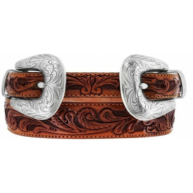 Women's Tony Lama Houston Honey Belt
