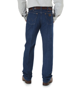 Men's Wrangler Prewashed Indigo Cowboy Cut Relaxed Fit Jeans
