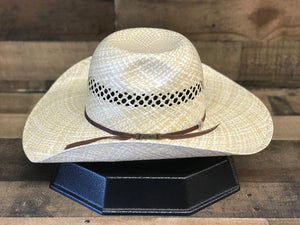 American Hat Co 6510 Straw Hat