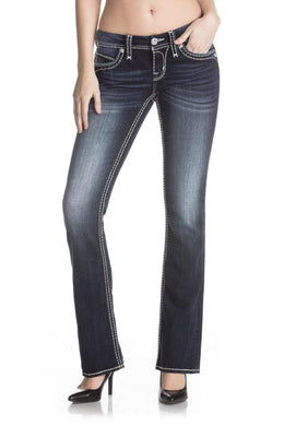 Women's Rock Revival Priscilla Boot Cut Jeans