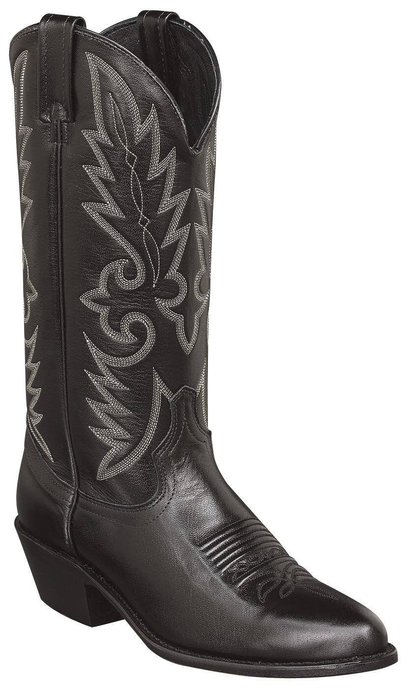 Men's Dan Post Black Milwaukee Boot