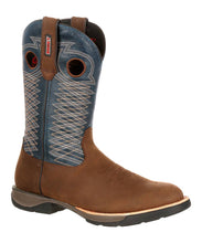 Load image into Gallery viewer, Men's Rocky LT Blue Western Boot