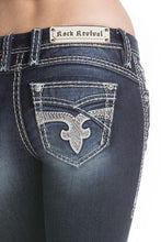 Load image into Gallery viewer, Women's Rock Revival Priscilla Boot Cut Jeans