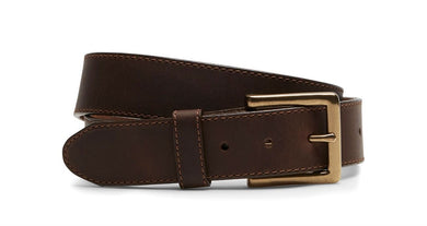 Men's Justin Brown Sycamore Cinch Belt