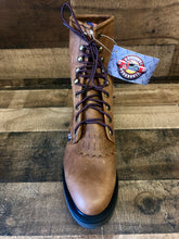 Load image into Gallery viewer, Men's Justin Aged Bark Conductor 8 Work Boots