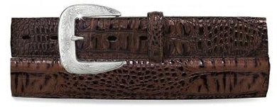 Men's Tony Lama Caiman Classic Belt