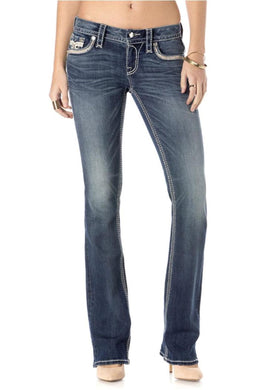 Women's Rock Revival Jaylyn Boot Cut Jeans