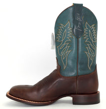 Load image into Gallery viewer, Men's Justin George Strait Check Yes Brown Boot