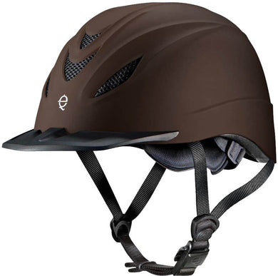 Troxel Intrepid Chocolate Helmet