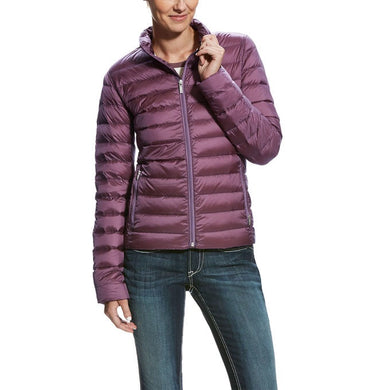 Women's Ariat Ideal Down Jacket - Purple
