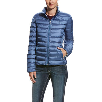 Women's Ariat Ideal Down Jacket - Blue