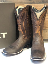 Load image into Gallery viewer, Men's Ariat Brown VentTEK Square Toe Boot