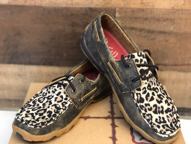 Women's Twisted X Distressed Leopard