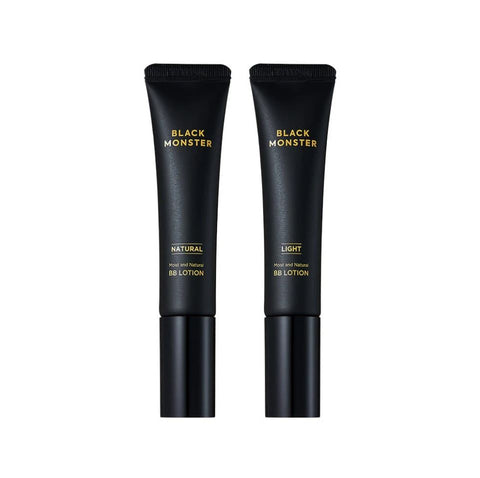 Black Monster Nobody Knows BB Lotion