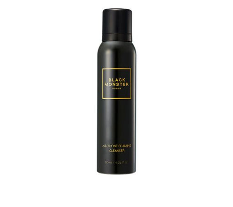 Black Monster Homme All-in-One Foaming Cleanser