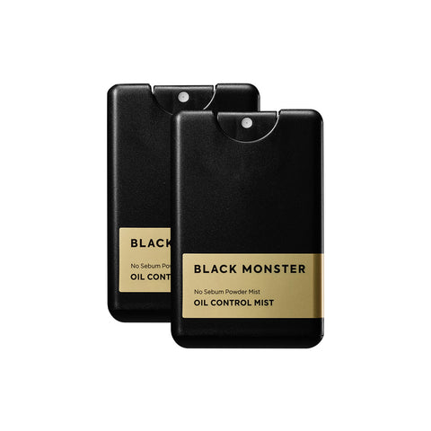 Black Monster Oil Control Mist