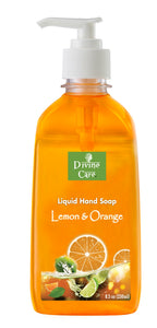 Lemon and Orange Hand Wash