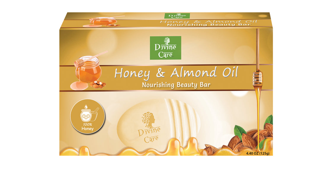 Beauty Bar Honey Oil