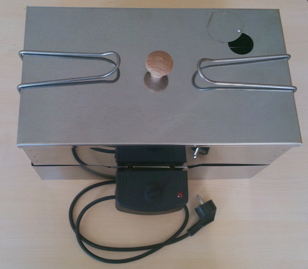 Portable Electric Fish & Meat Smoker