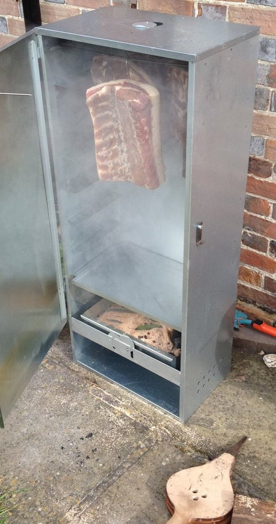 Food Smoker Cabinet Stainless Steel Outdoorcook Co Uk