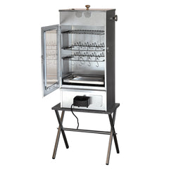Folding Table for Fish and Meat Smokers