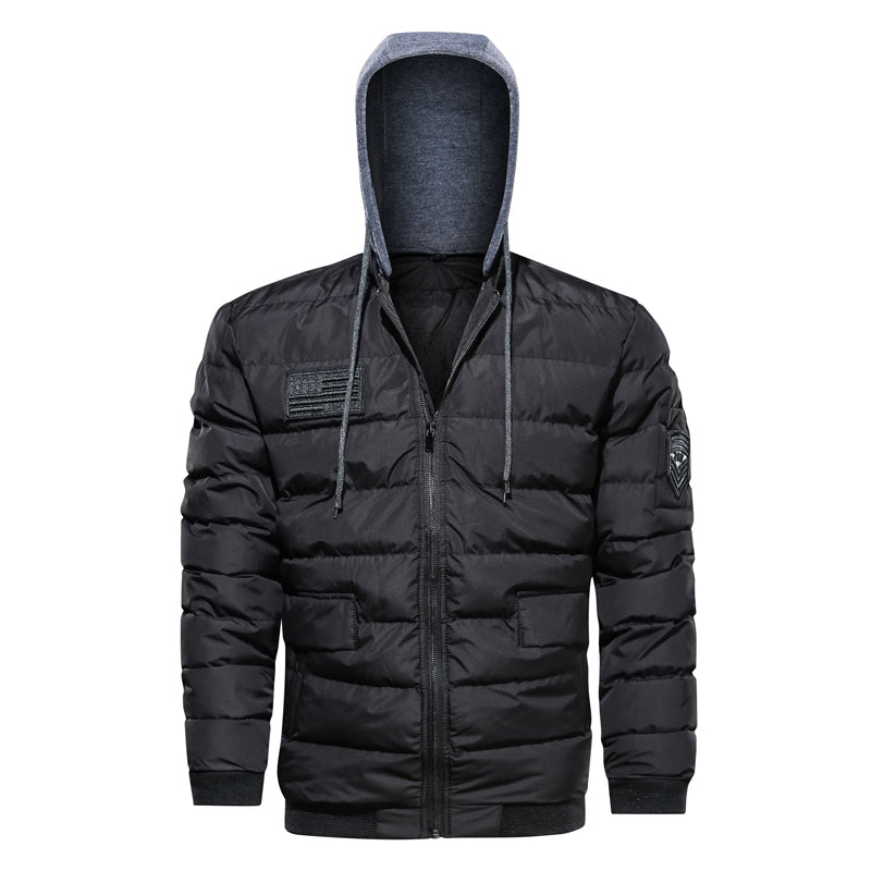 Mens Winter Parka Coat