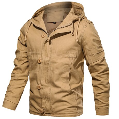 Outdoor Military Jacket