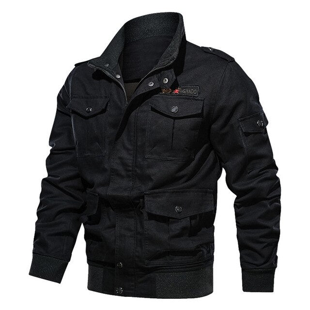 Tactical Armory Jacket