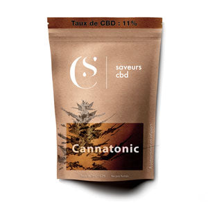Fleur CBD Cannatonic Packaging