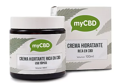 CBD MOISTURIZING CREAM - 100ML