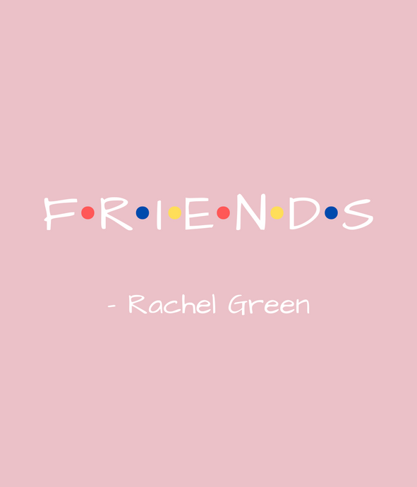 """Friends"" inspirierte Curvy Outfits - Rachel Green"