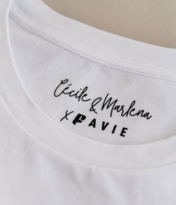 Cécile & Marlena x Favie - T-Shirt - Mama