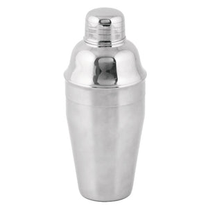 Basic Stainless Steel Cocktail Shaker