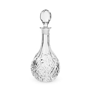 Chateau™: Vintage Crystal Decanter