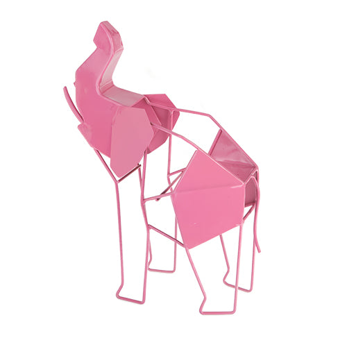 Pink Elephant Wine Holder