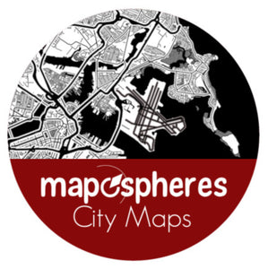 mapospheres city maps print