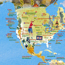 Load image into Gallery viewer, Ultimate Frisbee 401 - The Map