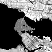 Load image into Gallery viewer, B&W Design | Custom your maps