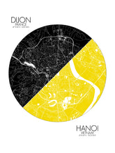Load image into Gallery viewer, Dijon/Hanoi | Love Maps