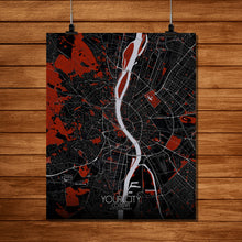 Load image into Gallery viewer, Red Dark Design | Custom your maps