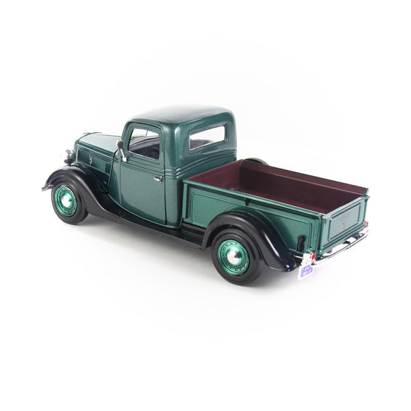 1937-Ford-Pickup-Green