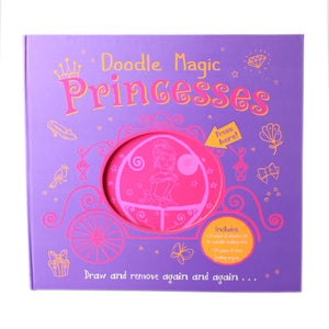Doodle Magic Princesses Drawing Activity