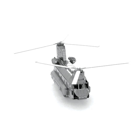 CH-47 Chinook Army Helicopter Metal Earth