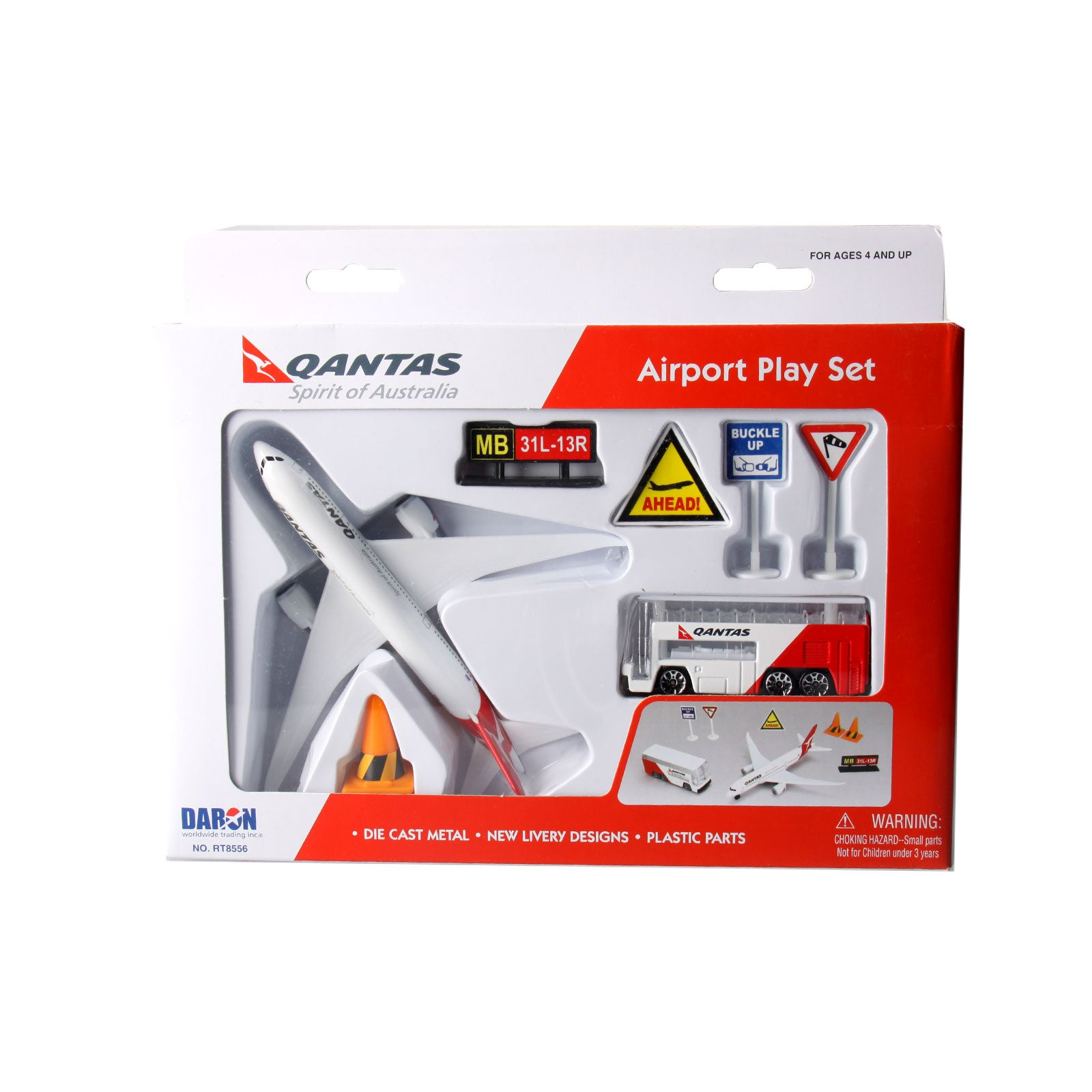 Qantas Airport Play Set