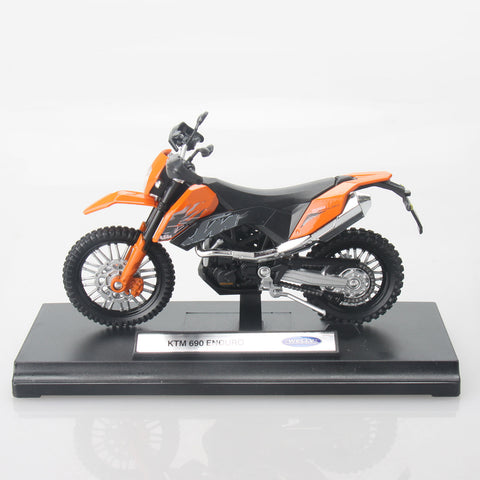 KTM 690 Enduro Scale Model